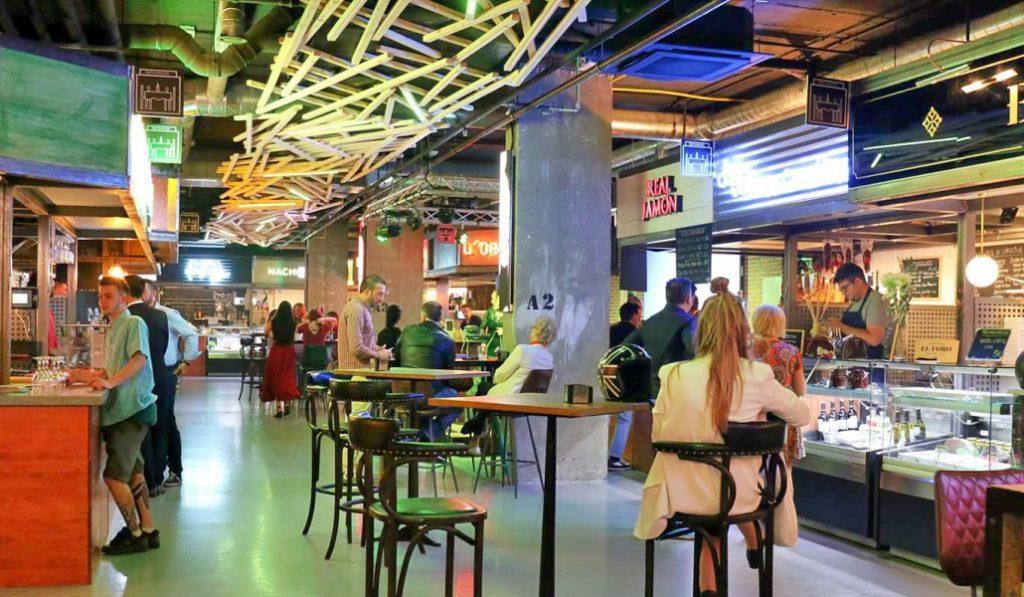 Abre en Madrid un nuevo mercado gastronómico