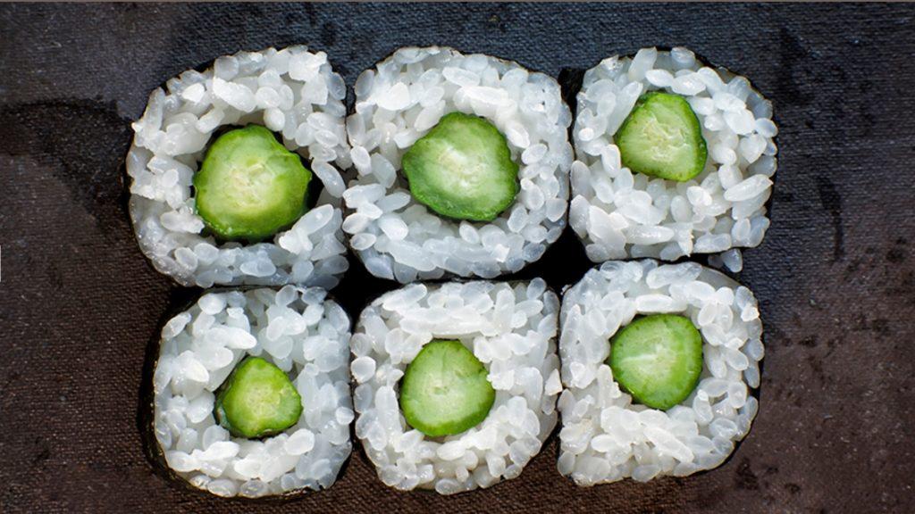 Amantes del sushi, hemos encontrado uno con Estrella Michelin
