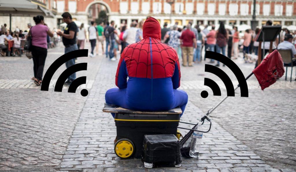 ¿Dónde encontrar wifi gratuito en Madrid?