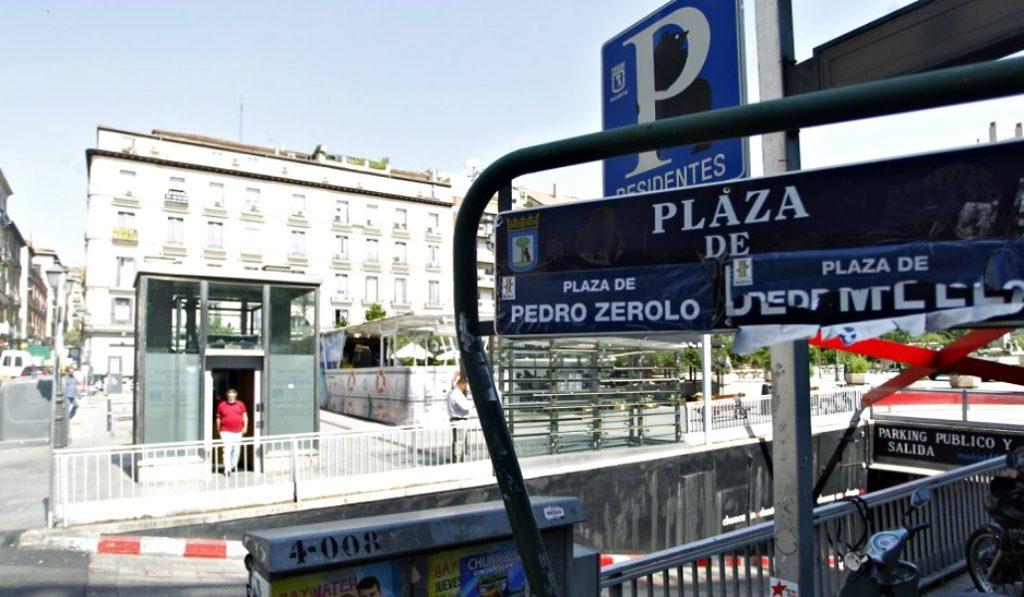 El aparcamiento de Vázquez de Mella estará cerrado durante las fiestas del Orgullo