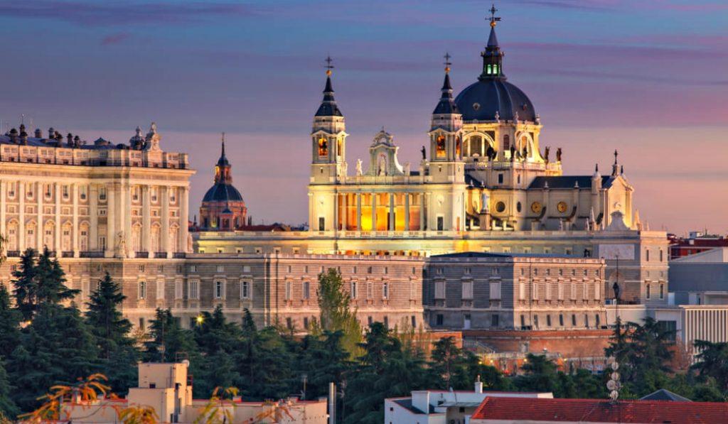 Madrid está entre los destinos más populares de España