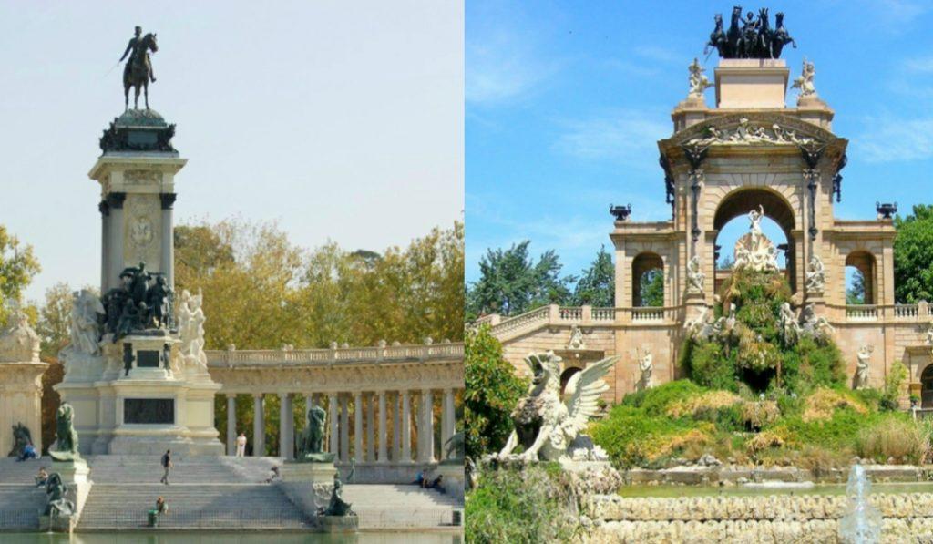 Madrid y Barcelona: más parecidas de lo que podrías pensar…