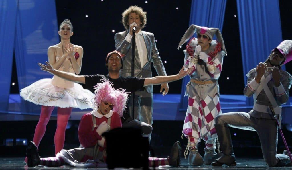 Euro-castizo: Madrileños que nos han representado en Eurovisión