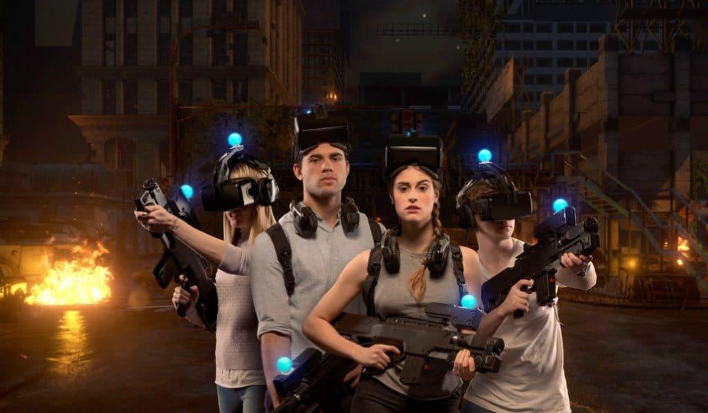 Dónde disfrutar de la realidad virtual en Madrid