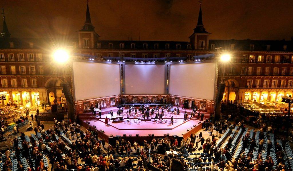 Conciertos gratis para celebrar el Día de la Música en Madrid