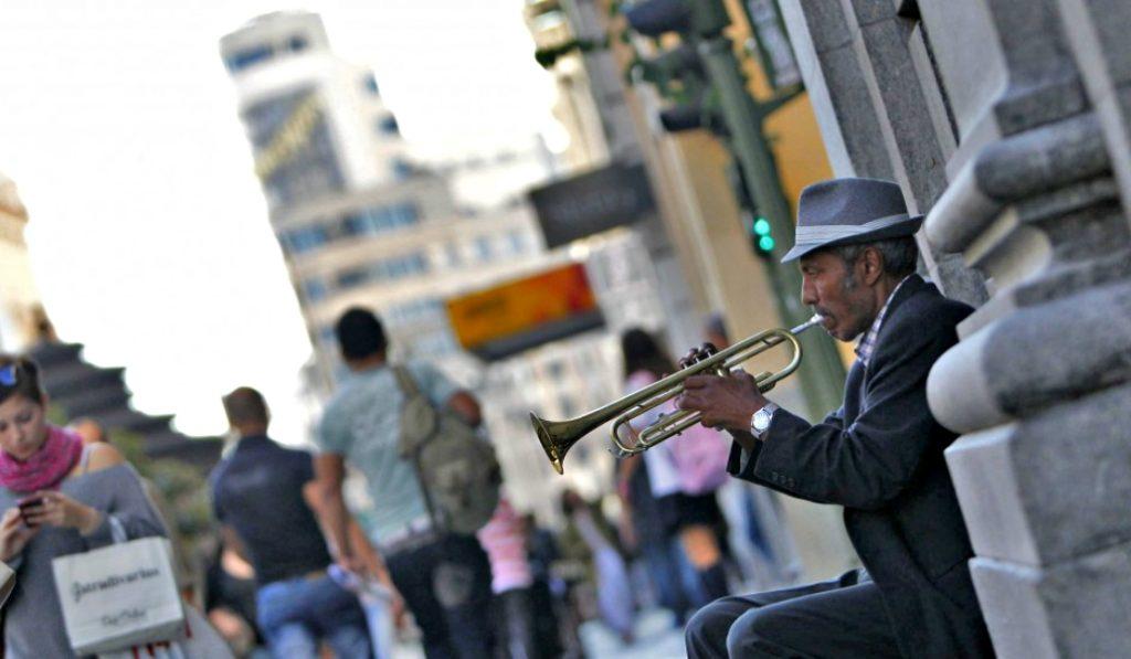 Los músicos callejeros podrán volver a tocar en las calles de Madrid