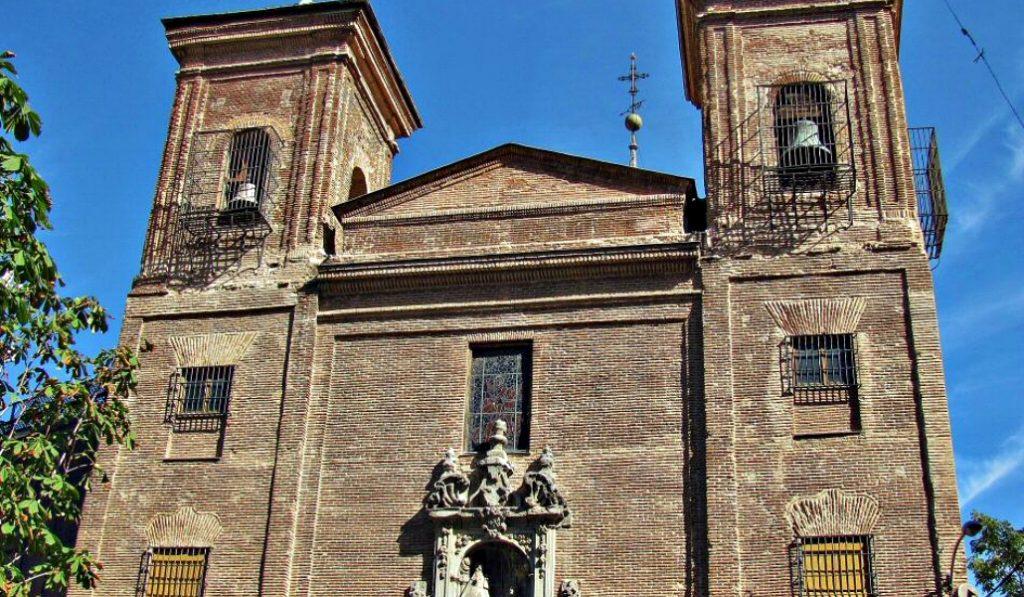 ¿Qué historia hay en la iglesia de San Martín de Malasaña?