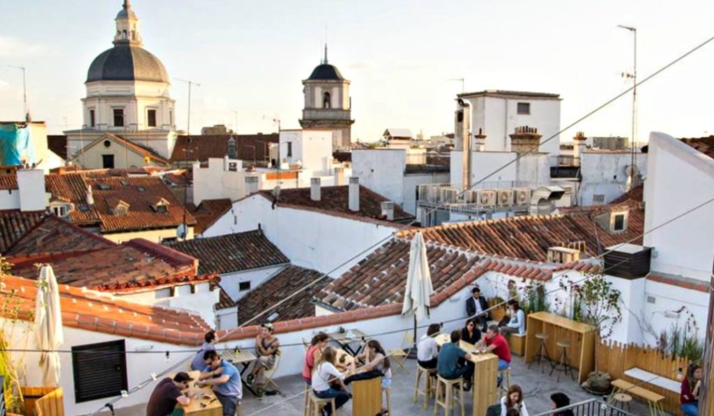 2 Hostels madrileños están entre los 10 mejores del mundo
