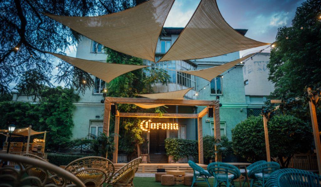 El verano ya ha comenzado en Madrid con Casa Corona