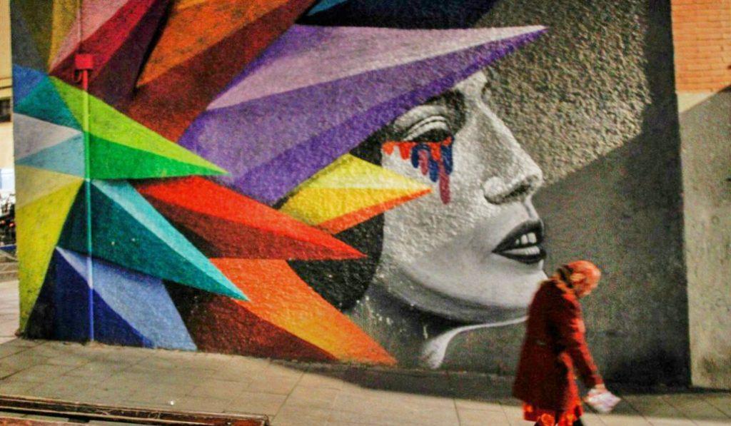 Las calles de Madrid son un lienzo: 10 pruebas de ello