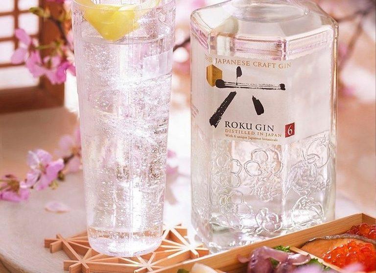 Roku Gin Gastro Bar: la experiencia gastronómica que estabas esperando en la ciudad