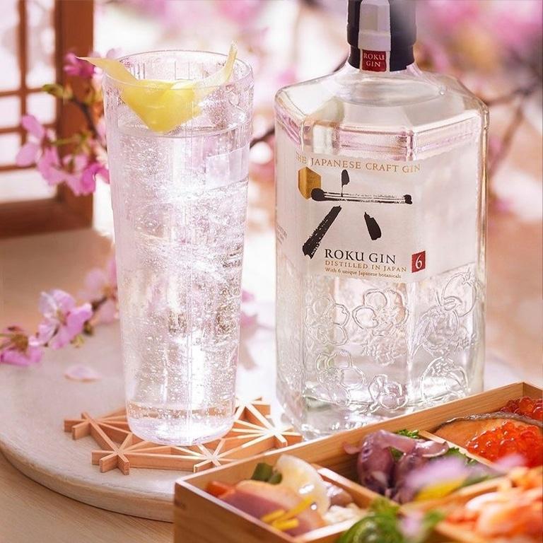 El verano japonés de Roku Gin nos trae el mejor plan gastronómico