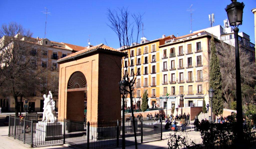 La Plaza del 2 de Mayo se reformará en 2018