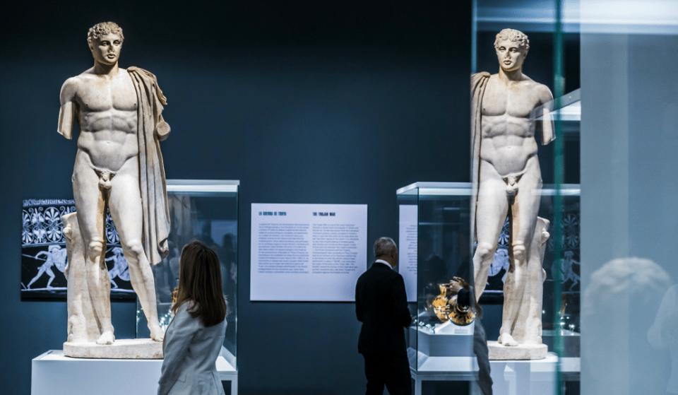 CaixaForum nos trae la competitividad de la Grecia Antigua
