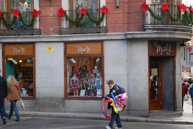 Maty Tienda Madrid