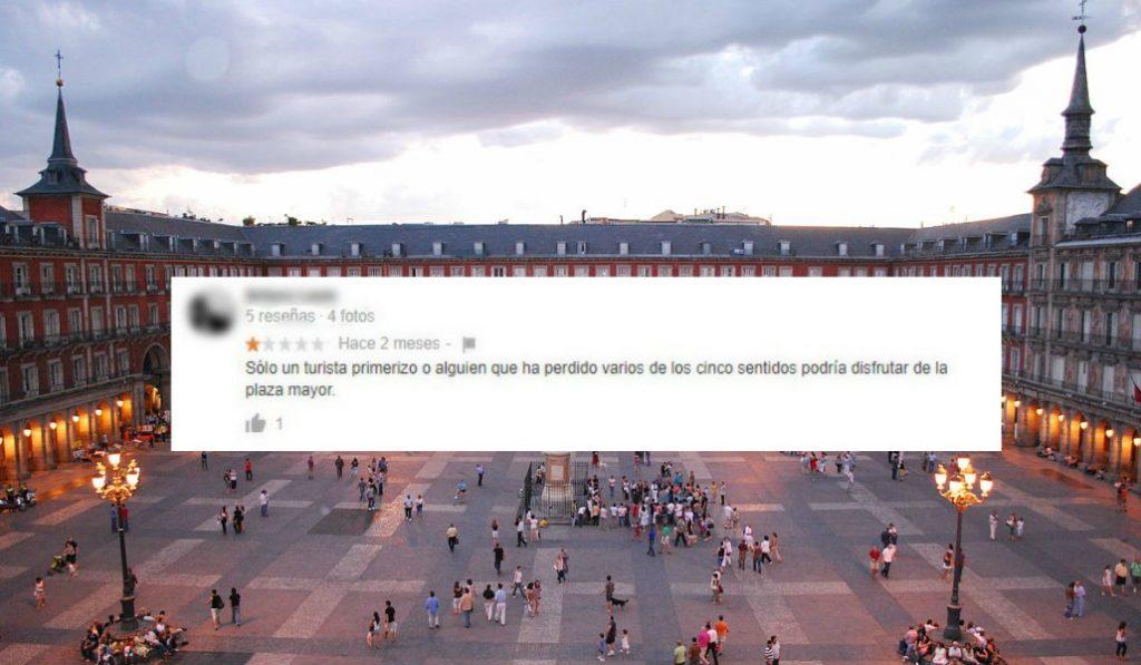 Las críticas a los monumentos madrileños más absurdas de internet