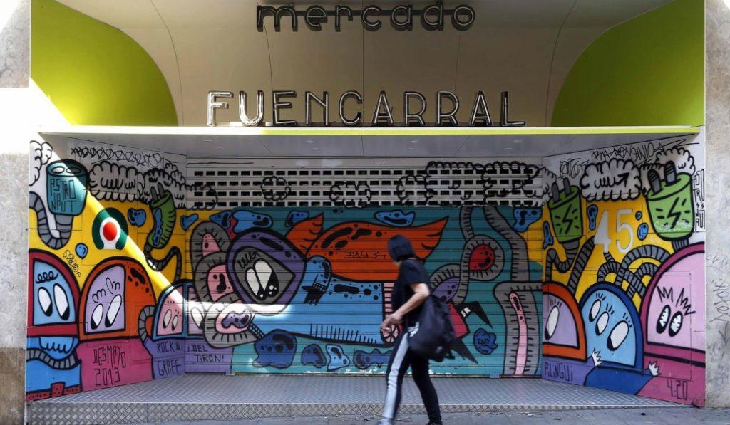 El mercado de Fuencarral se convertirá en un Decathlon