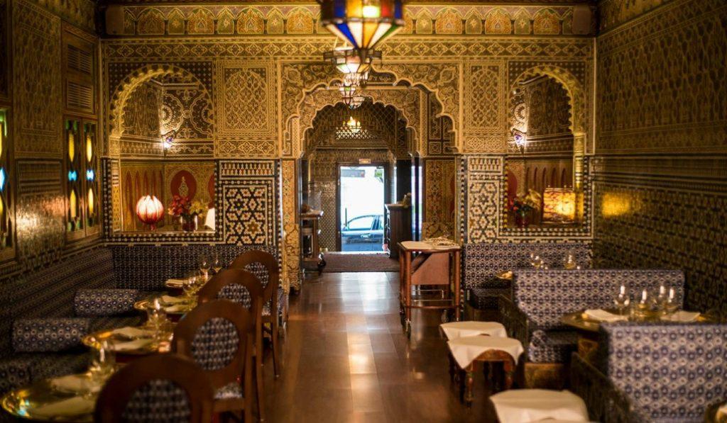 Cinco restaurantes árabes para viajar de Madrid a Oriente Medio