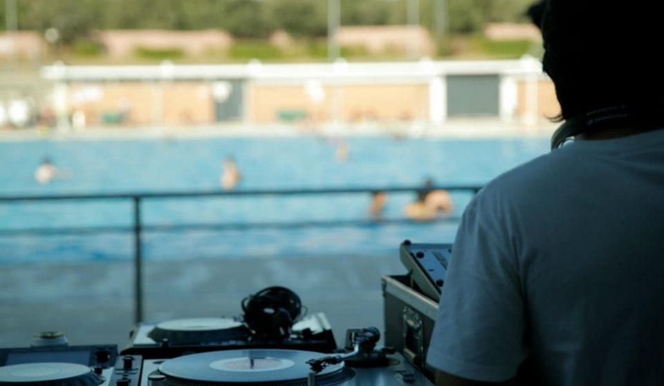 Una piscina de Madrid se llena de música en directo este fin de semana