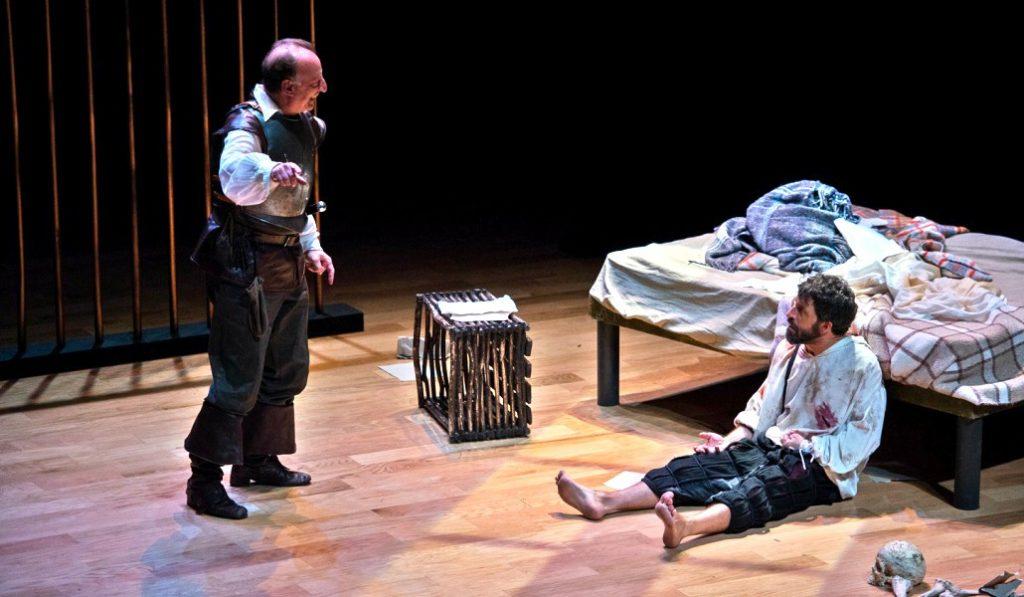 Última semana de teatro al aire libre en la Cuesta de Moyano