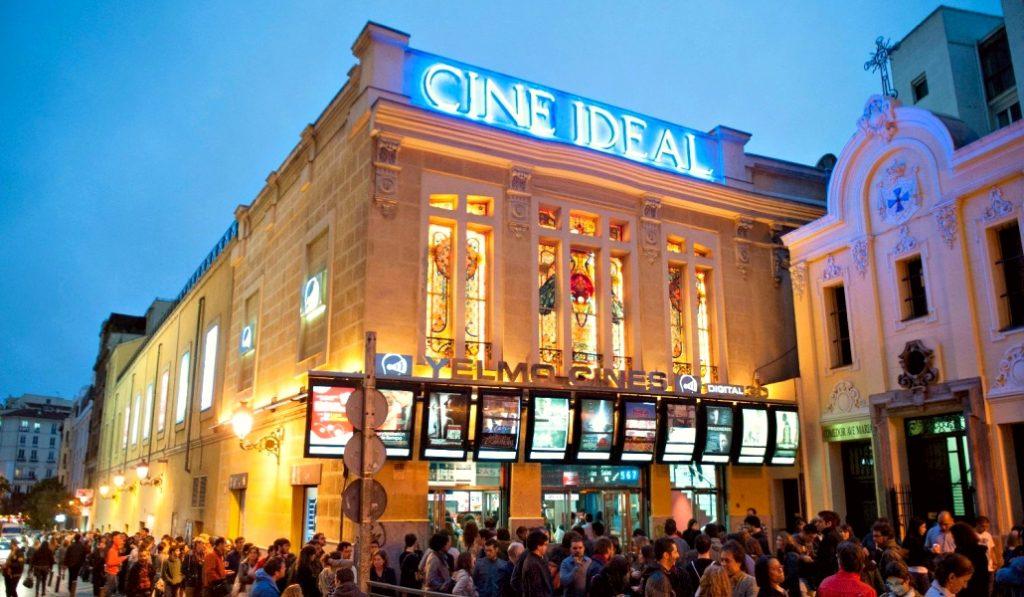 Ahora sí: los Cines Ideal abrirán de nuevo al público mañana