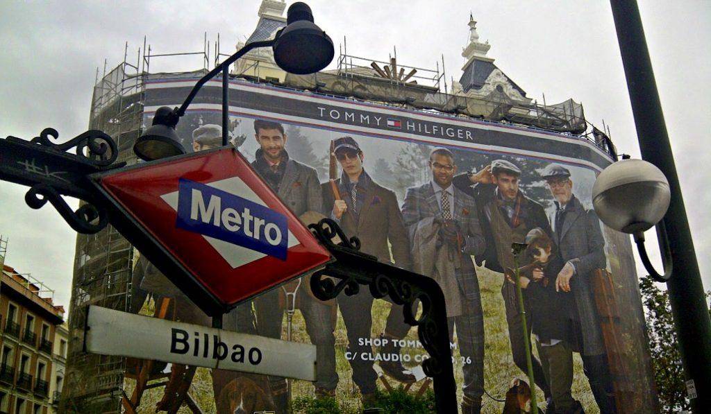 La estación de metro de Bilbao será reformada el próximo año