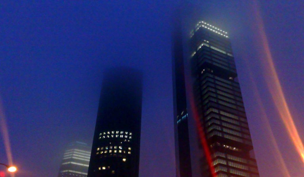 Rascacielos de Madrid que quitan el vértigo