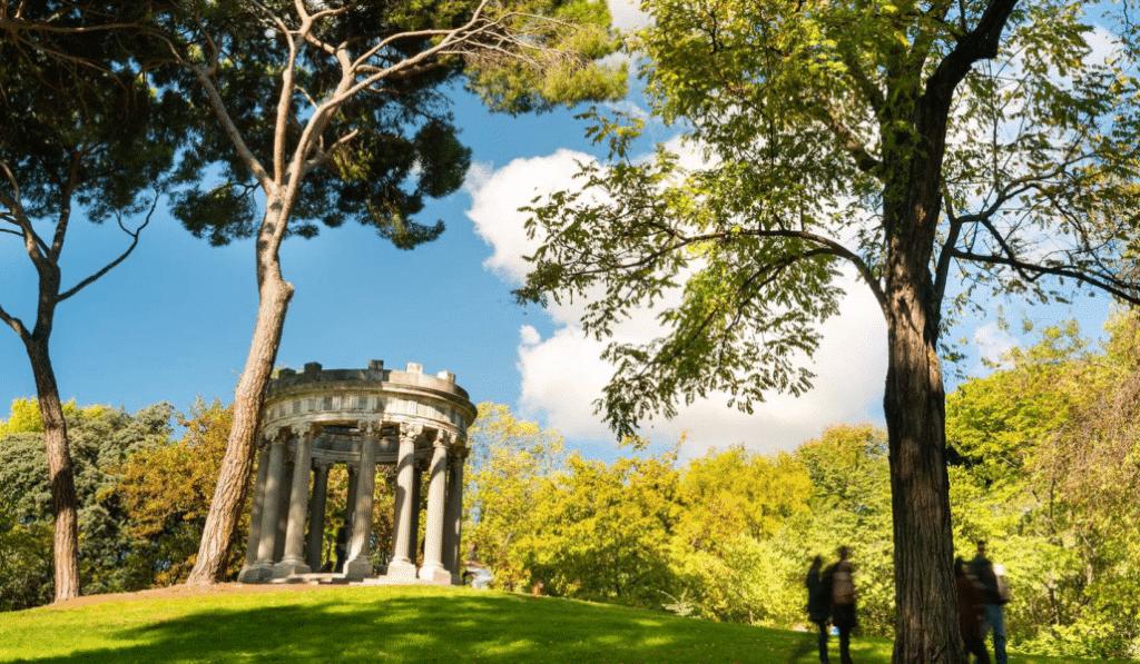 Otros parques de Madrid donde respirar aire puro