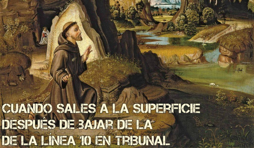 Madrid en memes medievales absurdamente realistas