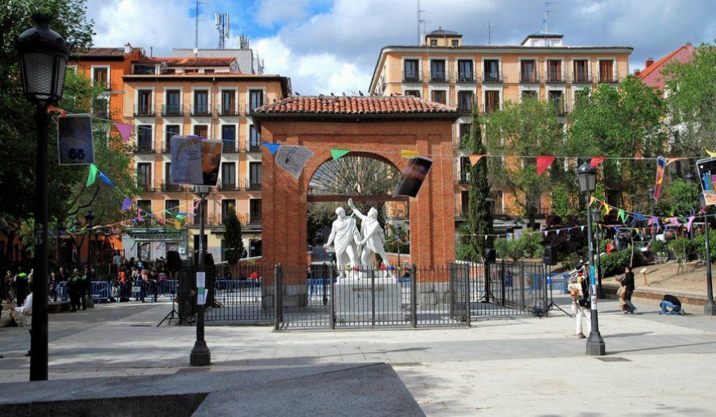 Malasaña, barrio rey del postureo madrileño en Instagram