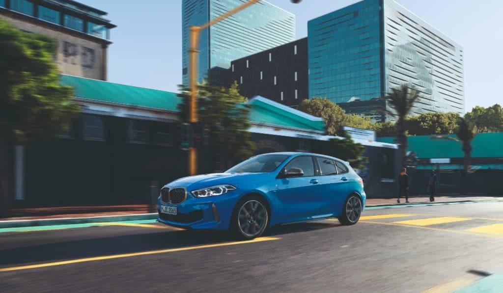Imagínate ganar un BMW durante un año solo por superar unas pruebas