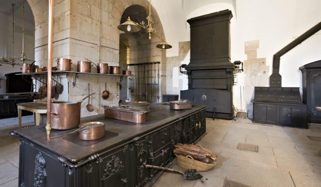 La Cocina del Palacio Real se podrá visitar