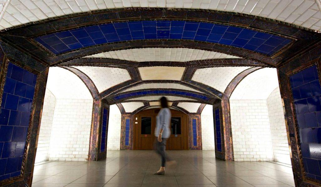 El antiguo vestíbulo de Pacífico ofrecerá visitas guiadas