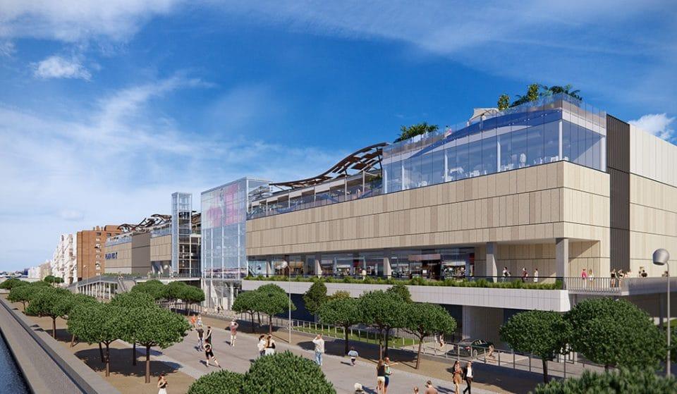 El nuevo centro comercial de Madrid Río abrirá la semana que viene