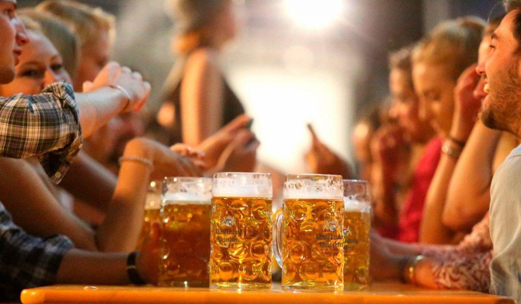 Este fin de semana la Oktoberfest se traslada a Madrid