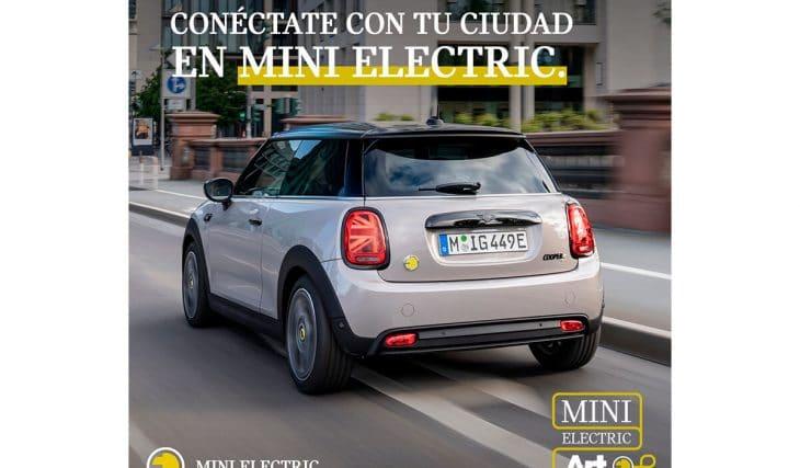 MINI Electric Art: 4 propuestas artísticas convertirán Madrid en una exposición al aire libre