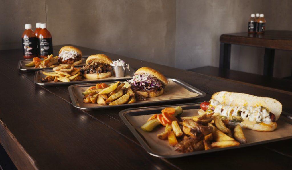 Jimbo Smokehouse: el único asado de carne al estilo americano