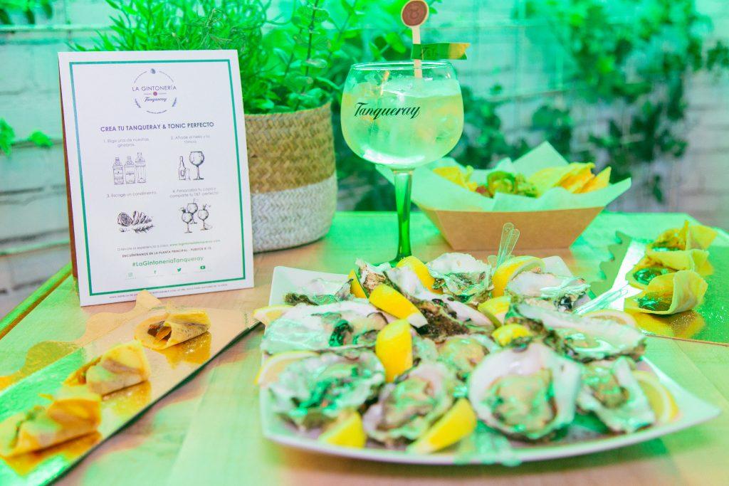 Los ingredientes para disfrutar de un buen gin-tonic están en el Mercado de Antón Martín