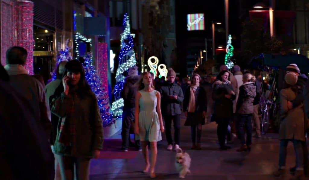 Las calles de Madrid, protagonistas del anuncio de la Lotería de Navidad de 2017