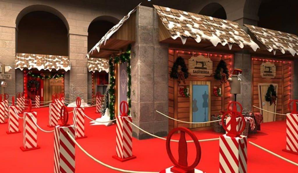 La Casa de la Navidad abre en Sol para acoger a Papá Noel y a los Reyes Magos