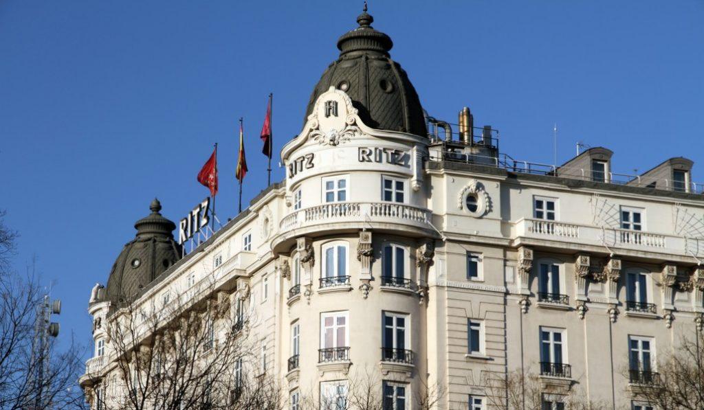 El Ritz cerrará en 2018 por obras