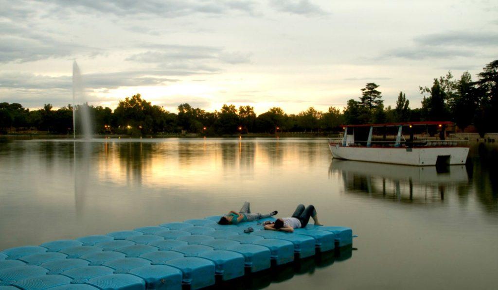 La remodelación del lago de la Casa de Campo obligará a sacrificar 14.000 peces