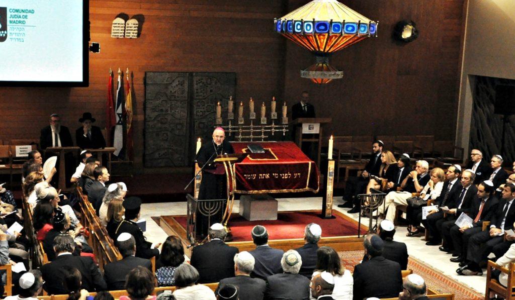 Bet Yaacov: la única sinagoga de la capital