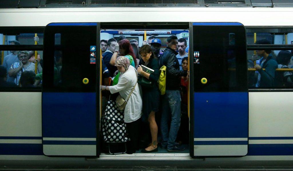 La huelga de Metro de esta semana será solo por la tarde