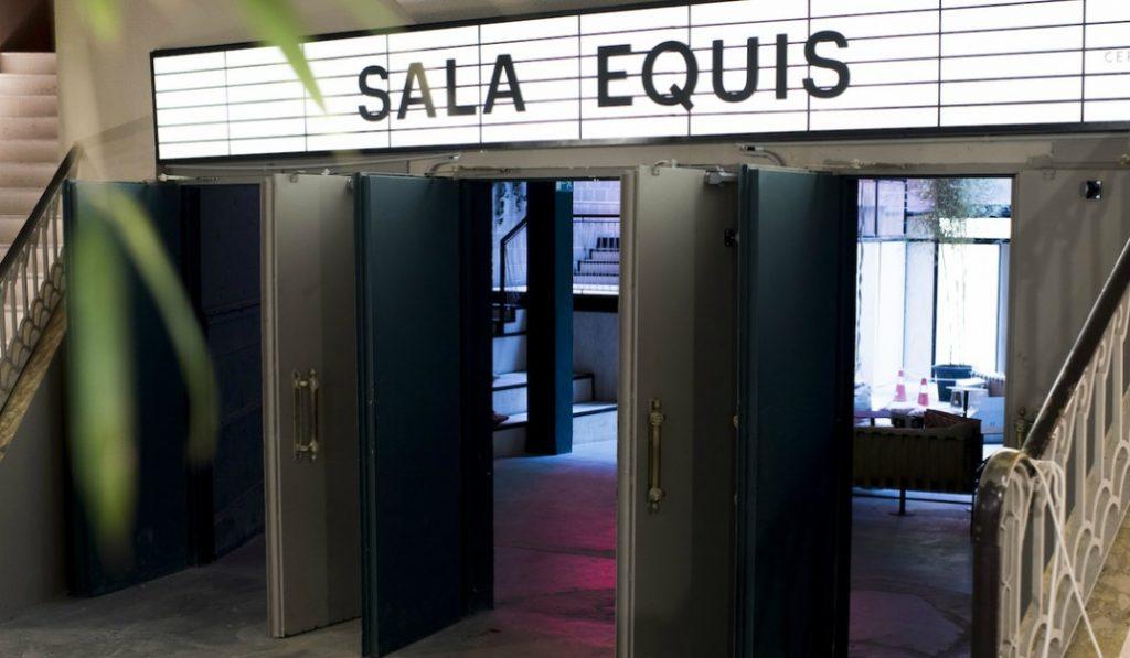 ¿Todavía no conoces la Sala Equis?
