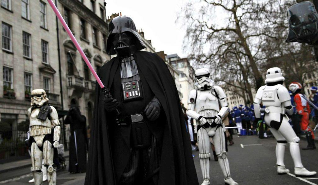 'Expo Wars' trae a Madrid la mayor colección privada de Star Wars