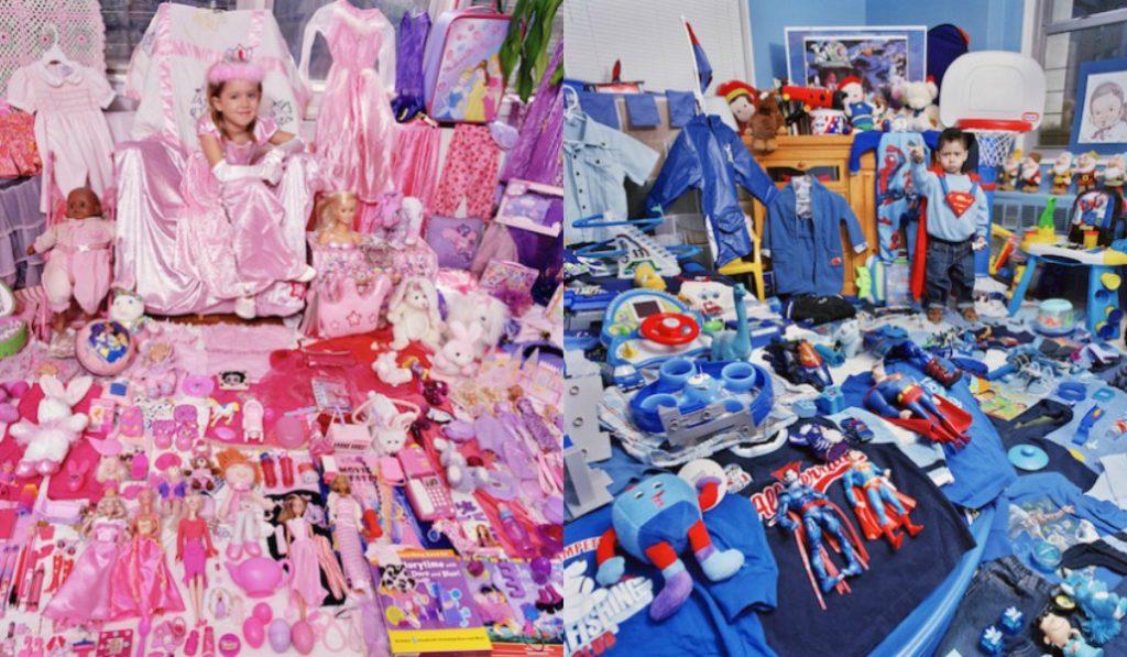 '¡Libertad para jugar!', la nueva campaña contra el sexismo en los juguetes