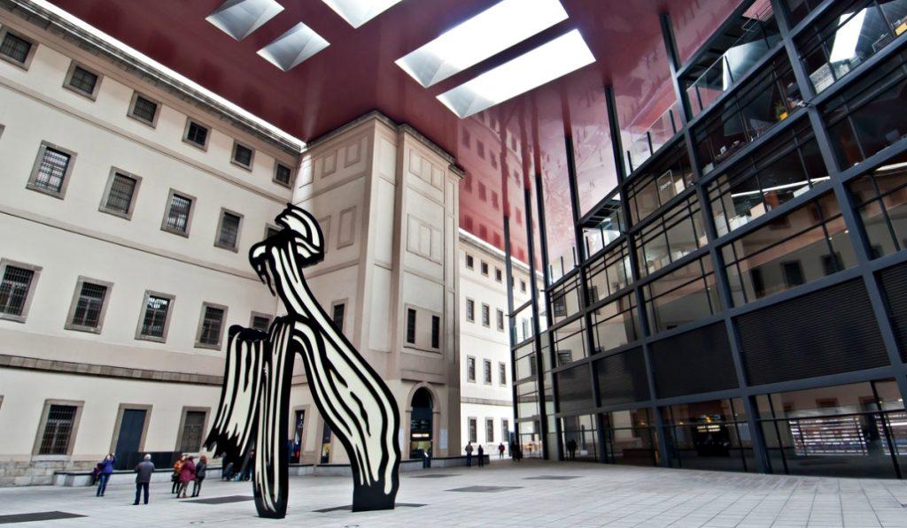 7 curiosidades del Museo Reina Sofía  para redescubrirlo