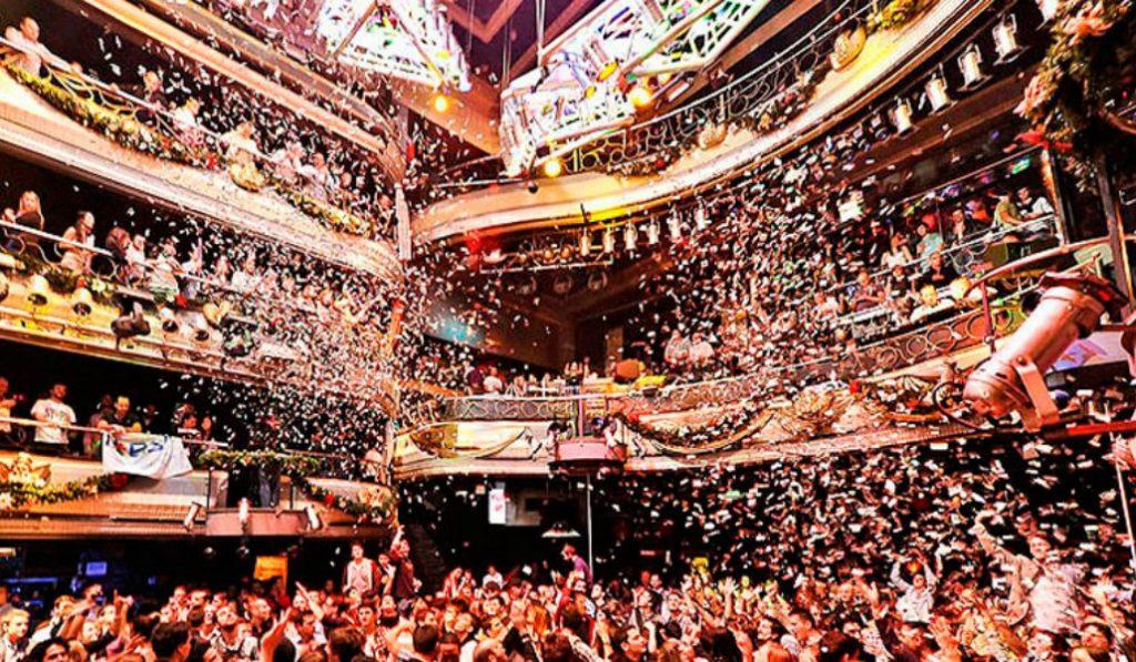 Teatro Kapital: cómo se forjó el nombre de la discoteca más emblemática de Madrid