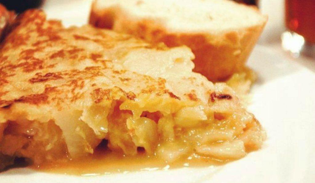 Las mejores tortillas de patatas de Madrid según nuestros lectores